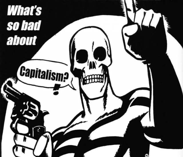 capitalism is not dead essay