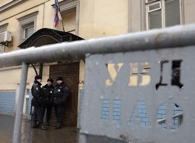 Обвиняемый в убийстве полицейского на МКАД арестован