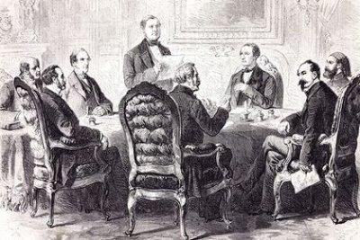 Парижские весы Крымской войны