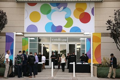В штаб-квартире Apple обнаружен труп