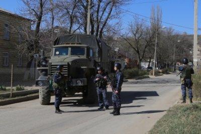 В Дербентском районе Дагестана уничтожены двое боевиков