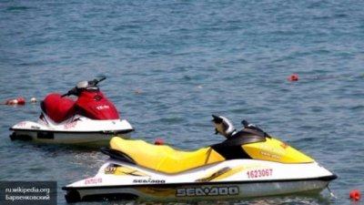 Школьница стала жертвой столкновения гидроциклов на Азовском море