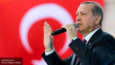 Эрдоган предрек выход из Евросоюза и других стран