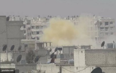 «Джебхат ан-Нусра» подвергла обстрелу жилые кварталы в Дамаске и Алеппо
