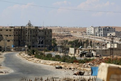Боевики отказались отводить вооружения от дороги под Алеппо