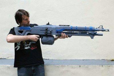3D-винтовка для мировой революции