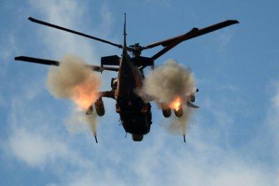 В Минобороны рассказали о пользе применения вертолетов в Сирии