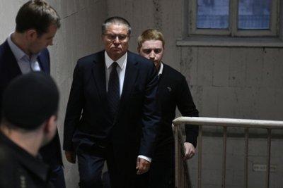 СМИ узнали об аресте имущества Улюкаева