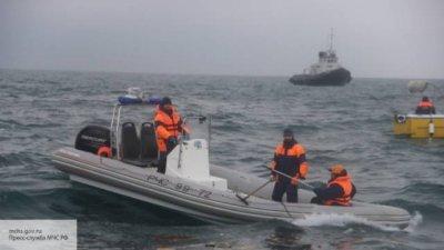 МЧС отчиталось о работе за сутки на месте катастрофы Ту-154