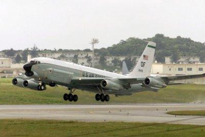 Самолеты ВВС США и Швеции одновременно провели разведку у границ России