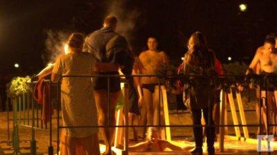 Крещенская ночь в Москве оказалась самой теплой за последние несколько лет