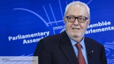 Президент ПАСЕ выступил за отмену антироссийских санкций
