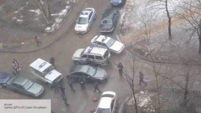 В Москве вооруженные люди захватили офис гаражно-строительного комплекса