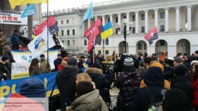 Мероприятия, посвященные очередной годовщине гибели людей на Майдане, начинаются в Киеве