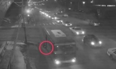 СКР: Водитель автобуса, попавшего в ДТП на Камчатке, выехал на встречную полосу