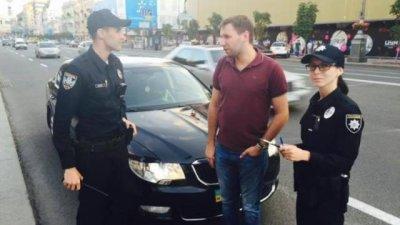 Украинский депутат Парасюк участвовал в нападении на полицию в Донбассе