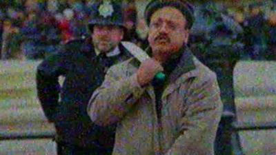 Сообщения СМИ о том, что за терактом в Лондоне стоит Абу Иззадин, оказались ошибкой