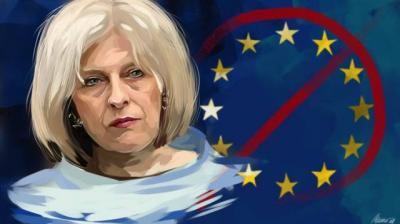 Мей подписала письмо, в котором уведомила Брюссель о запуске Brexit