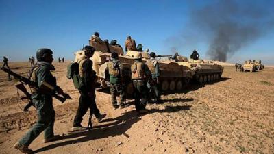 Иракские полицейские предотвратили нападение смертников ИГ на пост в Тикрите