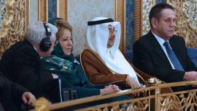Матвиенко в Саудовской Аравии рассказала о политике РФ в Сирии