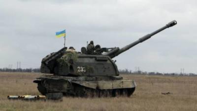 Украинские военные будут участвовать в учениях в Германии