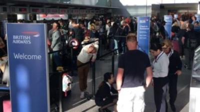 Директор British Airways озвучил причину компьютерного сбоя в работе компании
