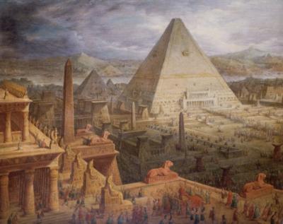 Выявлено происхождение коренного населения Египта