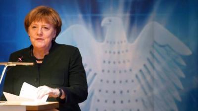 Меркель, признала, что Евросоюз совершил в прошлом ряд ошибок