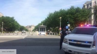 Женщина в третий раз за неделю попыталась проникнуть в Белый дом