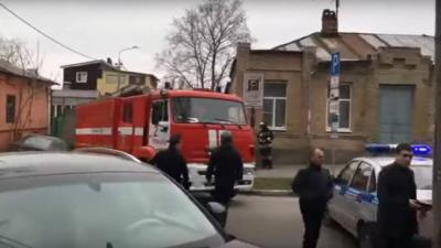 НАК: Причиной взрыва в Ростове стала бытовая ссора