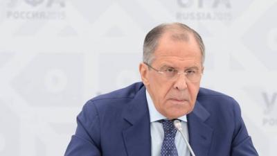 Глава МИД РФ отправился в Астану для участия в министерском Совете ШОС